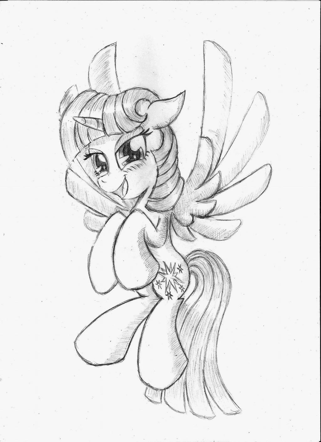 unicorn with wings by piterq12 on deviantart