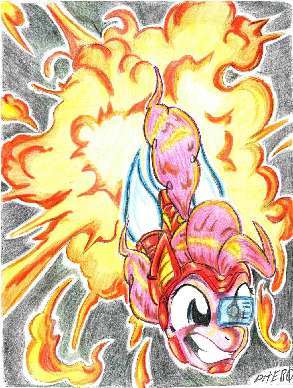 Crisis:Equestria - Iron Mare