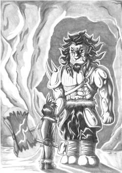 DnD Adventures #2 - Goliath