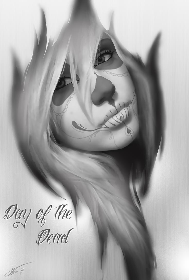 day of the dead by shandy-matt