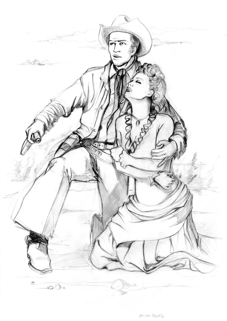 wild wild west coloring pages - photo#30