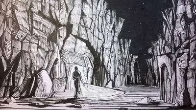 sentiero buoio by Stef125
