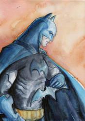 Batman by Stef125