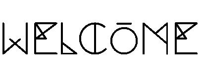 [f2u] welcome sign by Cameko-MMD