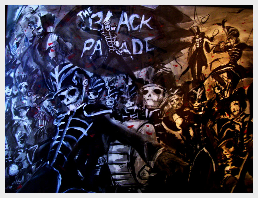 Black Parade by theworldjoker
