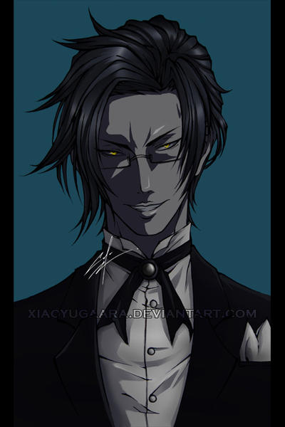 KS_Claude Faustus by xiaoyugaara