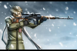 APH_Russia: Lock-on-Target by xiaoyugaara