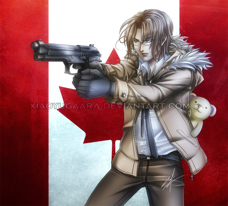 APH_Canada by xiaoyugaara