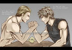 APH: West Germany vs East Germany
