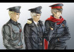APH: Nazi Soviet Pact by xiaoyugaara