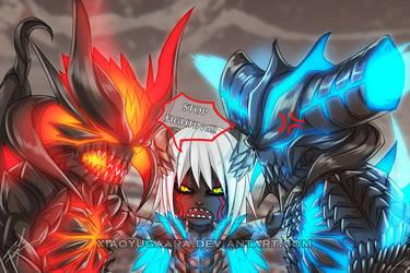 DMC5: Fam Reunion by xiaoyugaara