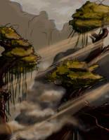 Treescape by kmstrit