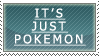pokemon stamp by Blobeh
