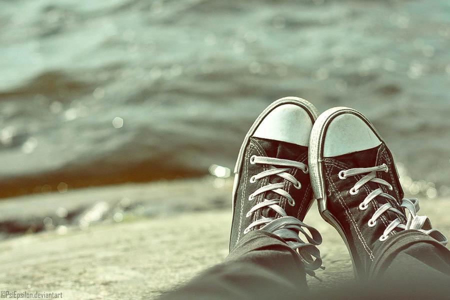 sneakers - it's cool by PsiEpsilon