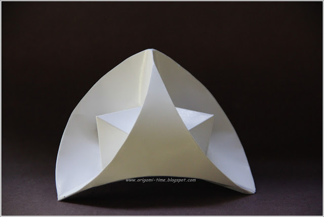 New paper: The shape and mechanics of curved fold origami ... | 428x640