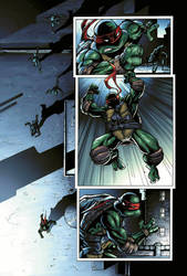 TMNT page 3