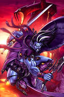 Masters of the Universe 6 by JPRcolor