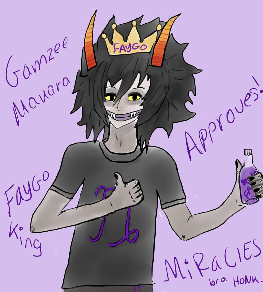 gamzee faygo - photo #30