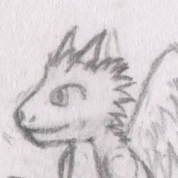 Dragon Head by laysdra7265