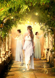 The Garden of the Hesperides by HildaAlonso