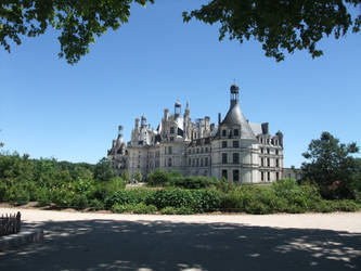 Chambord - Castle by HildaAlonso