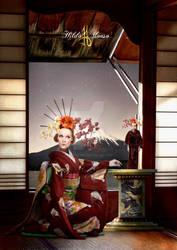 The geisha doll