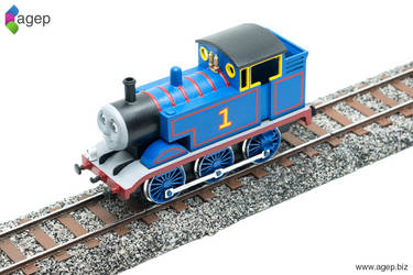 3D Printed Thomas - The Making of a Miniature