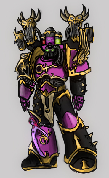 noise marine by Fallen-Trid on DeviantArt