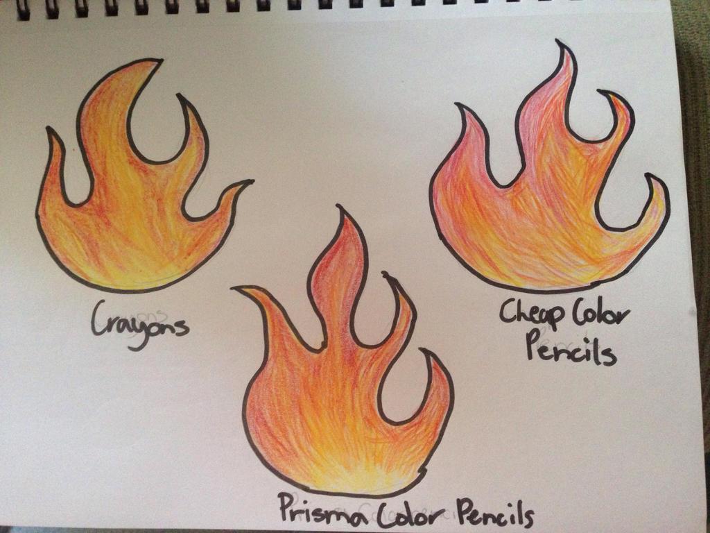 Fire Comparing by VinnieValentine00