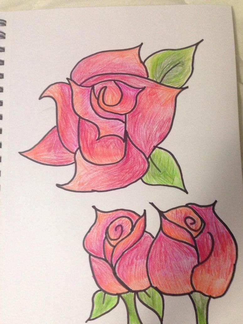 Roses by VinnieValentine00