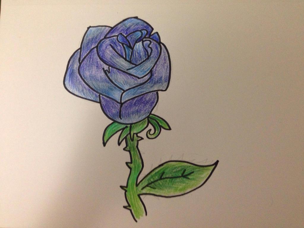 Rose by VinnieValentine00