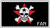 Toten Hosen Stamp by krawallkraut