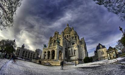 Montmartre 4 by ArtSouilleurs