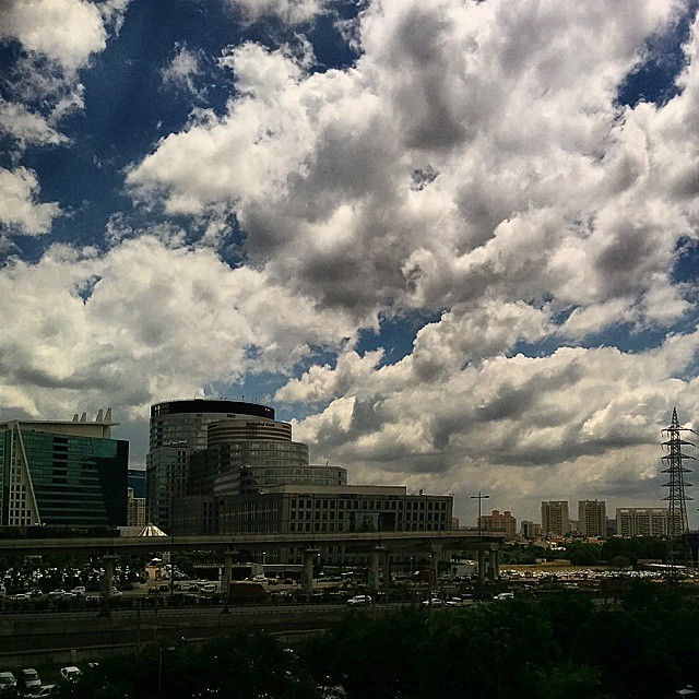 Kingdom Of Clouds by AxnAkshan