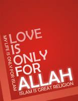 Allah by ishtiaqali