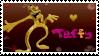 Taffy Stamp by RadRapo