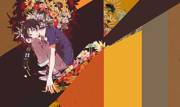 flowerboy by worbyfx