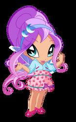 COM: Gizelle's Pixie by Rick1624