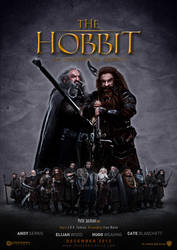 The Hobbit: An Unexpected Jour by kanshave