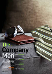 The Company Man 2 by kanshave