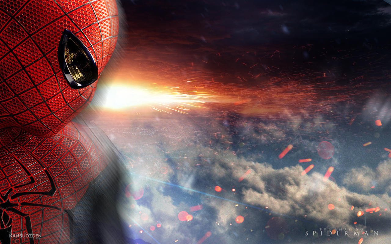 The Amazing Spiderman V02 by kanshave