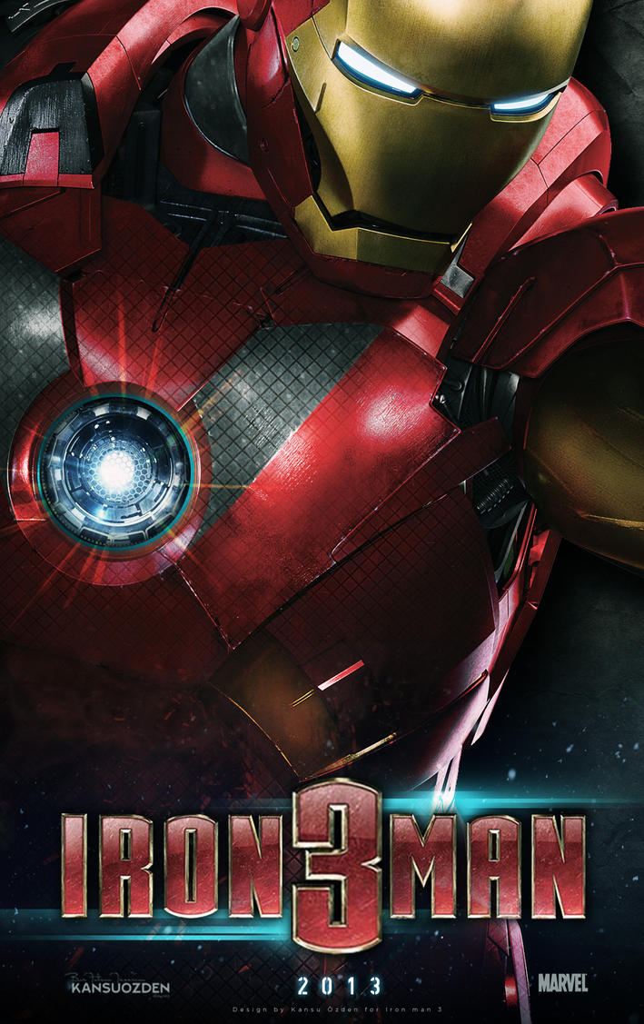 IRONMAN 3 by kanshave