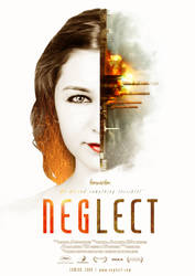 Neglect Movie Poster by kanshave