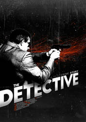 The Detective Movie Poster