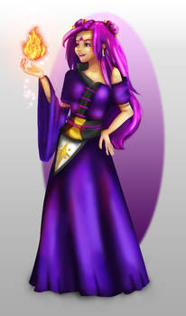 Akina the witch