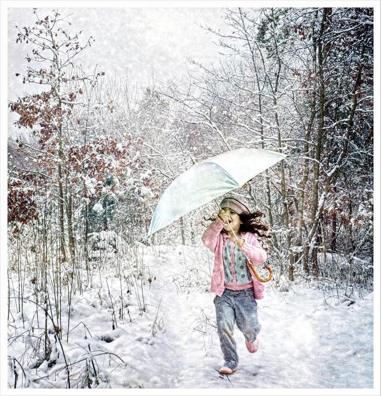 April Snow by kayceeus