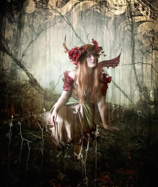 A Fairy Tale by kayceeus
