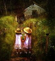 To Grandmother's House by kayceeus