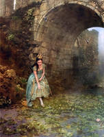 The Princess and the Frog by kayceeus
