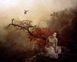 Bird of Peace by kayceeus